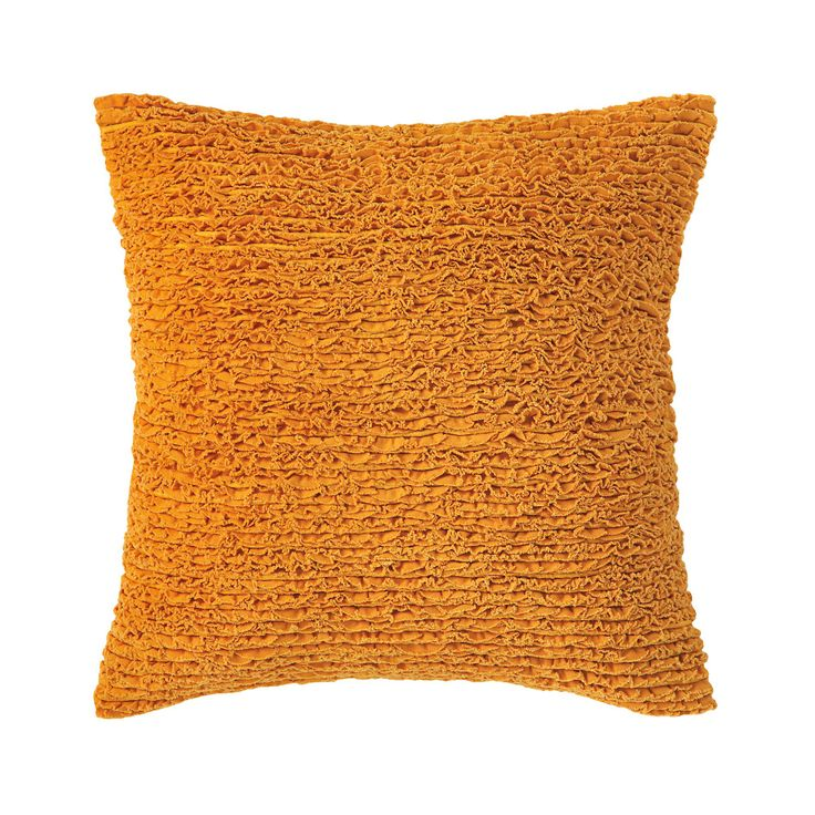 Decorative Bed Pillows Pinterest : 40 best Orange Crush images on Pinterest Orange crush, Handmade rugs and Decorative bed pillows