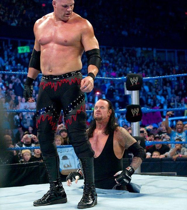 The Undertaker v. Kane