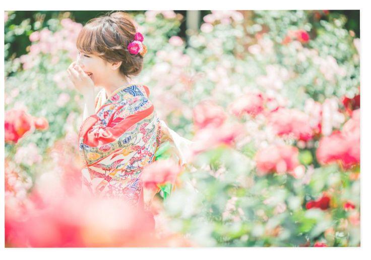 Umore Family ユーモアファミリー   京都家族写真・七五三・お宮参り・成人式・還暦