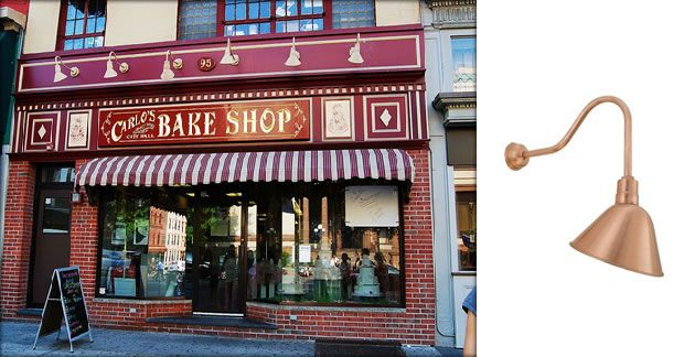 "For decades, Carlo's Bakery has been a landmark in Hoboken, New Jersey – it's even currently featured on TLC's hit reality TV series, ""Cake Boss."