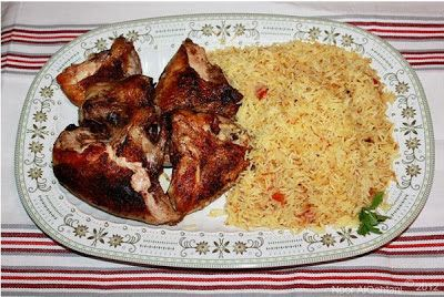 Photo: Chicken Mandy Recipe     Delicious Lebanese Recipes  - The home of tasty, healthy and easy Lebanese recipes