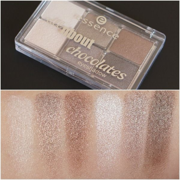 Essence All About Chocolates palette