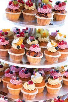 Cupcakes über Cupcakes...und alle so verdammt lecker.