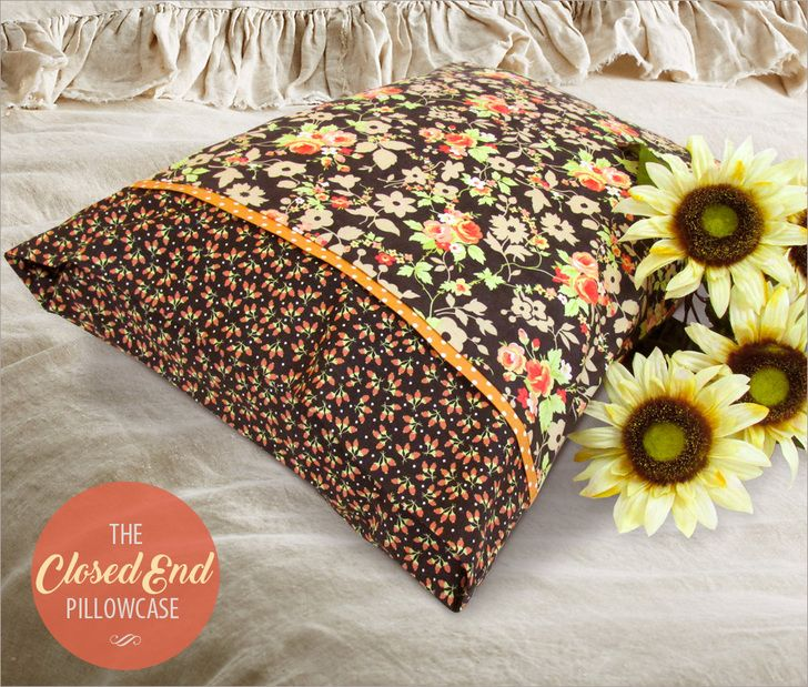 pillowcase idea with closed overlap ends you asked 4 it find this pin and more on pillows