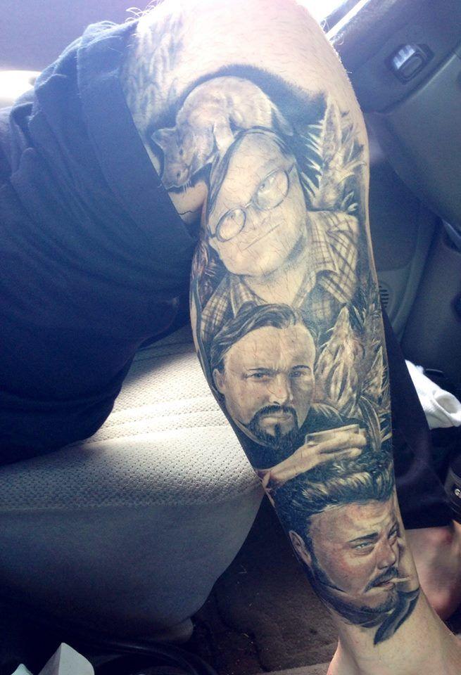 Trailer Park Boys Tattoo | Tattoos | Pinterest | Parks ...