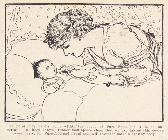 The Maternity Allowance Act 1912, click for additional information: http://www.rmwebed.com.au/web_resources/y9history/Task1/19.html