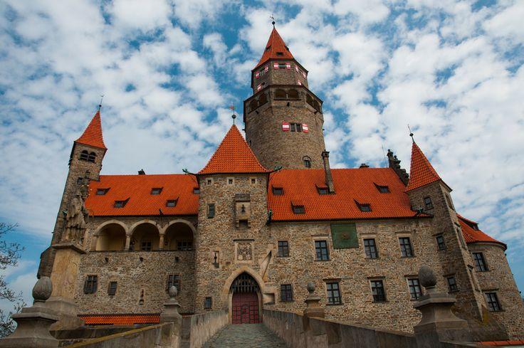 Castle Bouzov by chiefak on 500px
