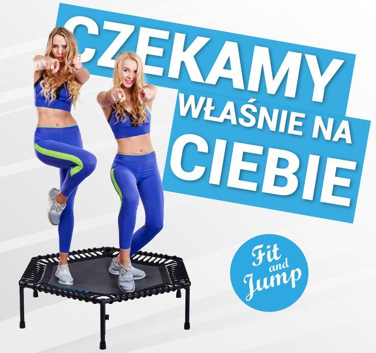 Zrób pierwszy krok - pierwszy skok :D #jump #fitandjump #fitnessnatrampolinach #siostryadihd #sport #fitness