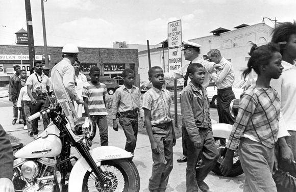 50 Years After the Birmingham Children's Crusade