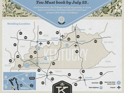 Kent: Beautiful Paper, Benny Kirksey, Graphics Design, Maps Design, Invitations Maps, Kirksey Well