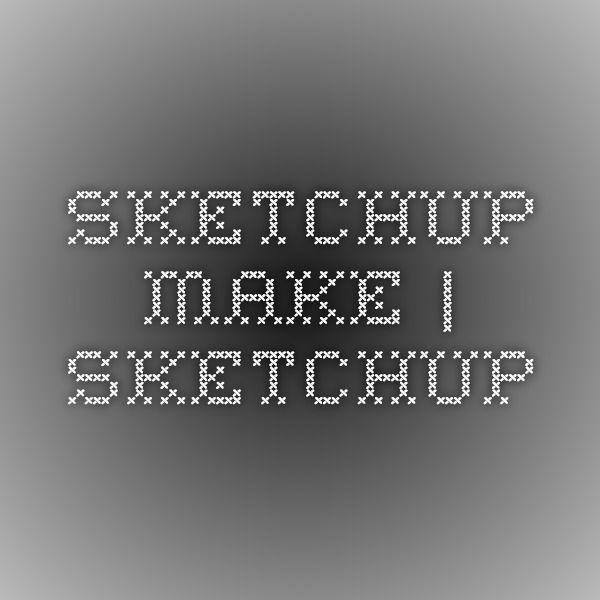 Free 3d Modeling Software, Sketchup Free, 3d Design