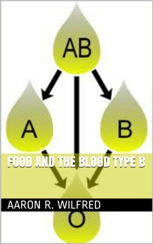 food and the blood type b by aaron r wilfred http