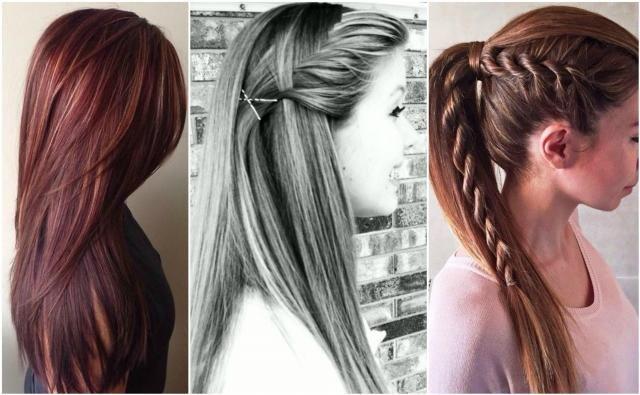 Masz proste włosy? Przygotowaliśmy dla Ciebie propozycje fryzur