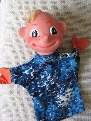 Galeria starych zabawek: Lalki