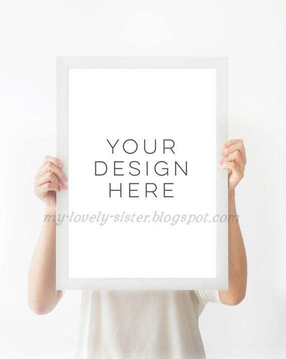 Frame Mock up, White Frame mockups, mockup frame,Instant Download, Digital Download Photo, Styled Background, Frame Stock Photo, Stock image