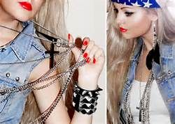 80s rock fashion women - Bing Images