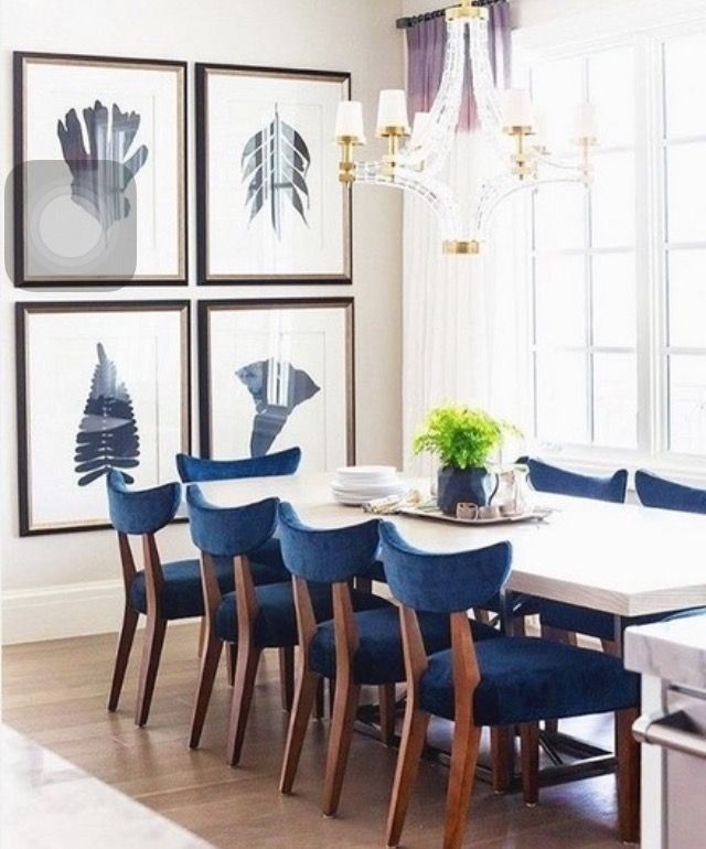Chic Dining Room Boasts A White Beadboard Ceiling Accented With A Crystal  And Brass Chandelier, Large Crystal Cube Chandelier, Illuminating A White  Dining ... Part 55