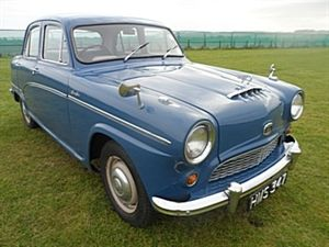 1955 Austin A90 for sale - www.classiccarsforsale.co.uk
