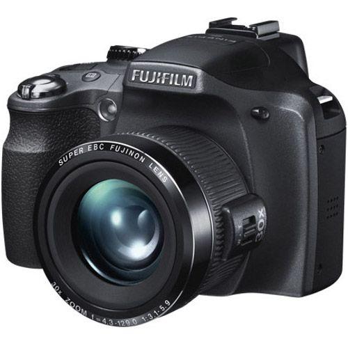 Fujifilm SL280 - 14 MP - 28x Optical Zoom Digital Camera - Refurbished | Cameras and Camcorders | Visions Electronics