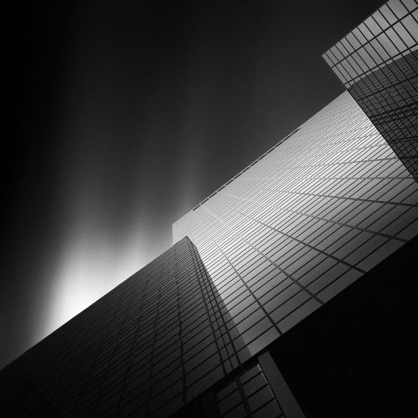 Modern Architecture Photography Black And White