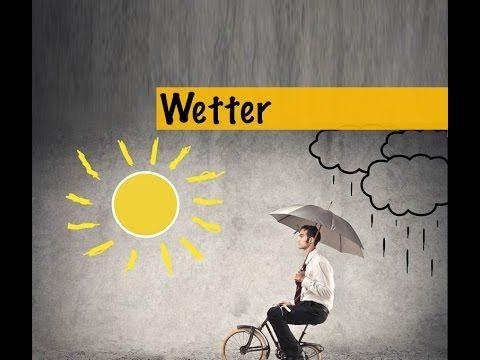 Learn German | Dialog | Das Wetter