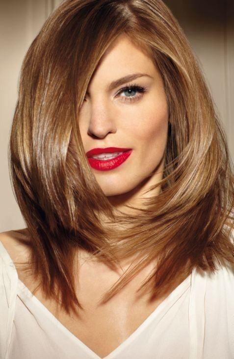 Tagli e acconciature capelli fini (Foto)   Bellezza pourfemme