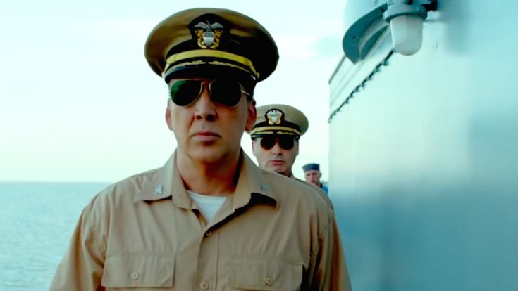 'USS Indianapolis: Men of Courage': Film Review  Nicolas Cage stars in this film depicting the true story of the World War II naval disaster that claimed hundreds of lives.  read more