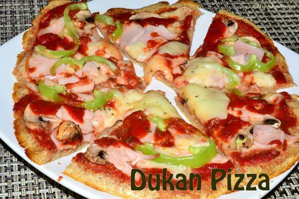 dukan pizza