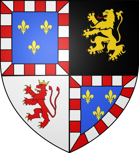 coat of arms Bourgogne-Brabant