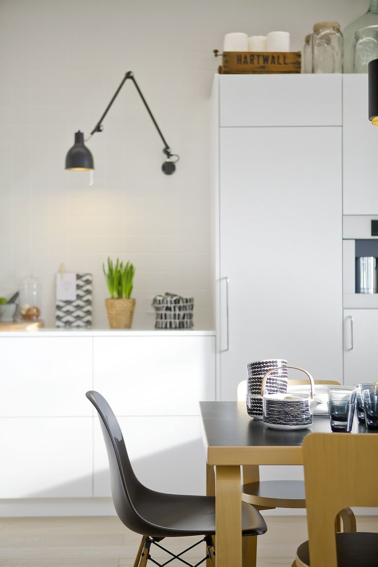 25+ parasta ideaa Pinterestissä Moderni keittiö  Modernit keittiöt ja Keitt