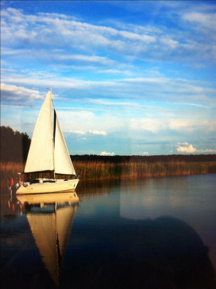 """Masuria - """" the land of thousand lakes"""""""