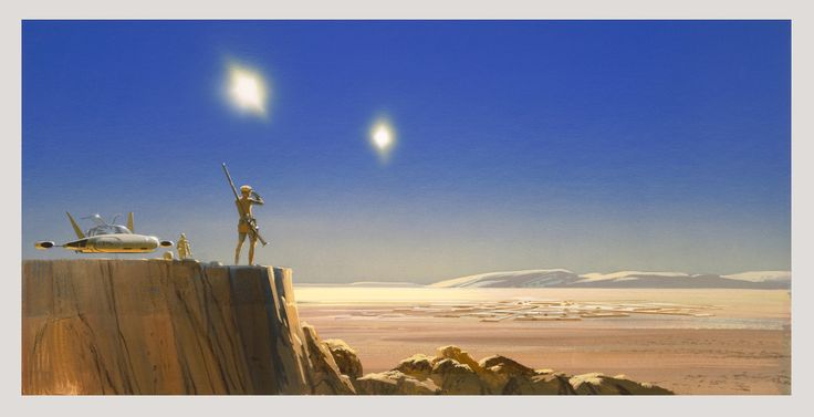 All sizes | Ralph McQuarrie art | Flickr - Photo Sharing!