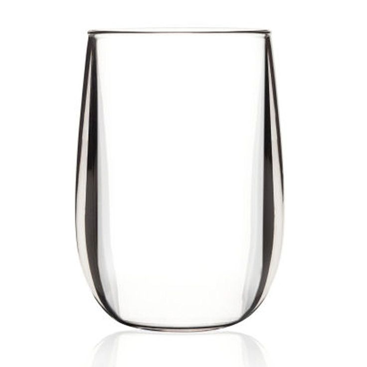 barluxe 115 ounce vintage 6piece unbreakable stemless wine glasses set barluxe 115 ounce - Plastic Stemless Wine Glasses