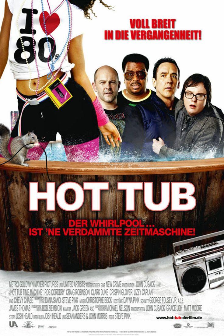 HOT TUB TIME MACHINE / オフロでGO!!!!! タイムマシンはジェット式