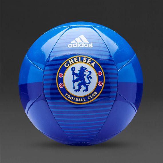 adidas CHELSEA FC Football - Reflex Blue/Chelsea Blue/White