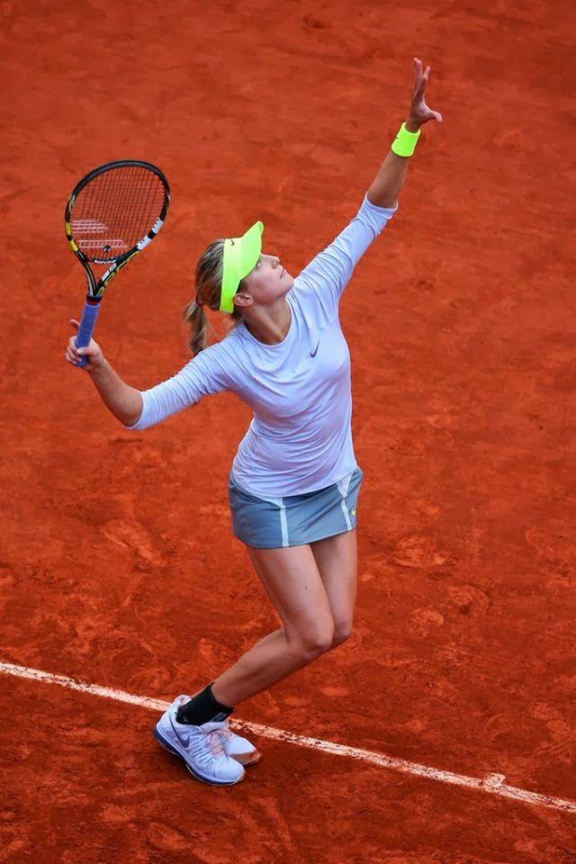 Eugenie Bouchard, canadian tennis player