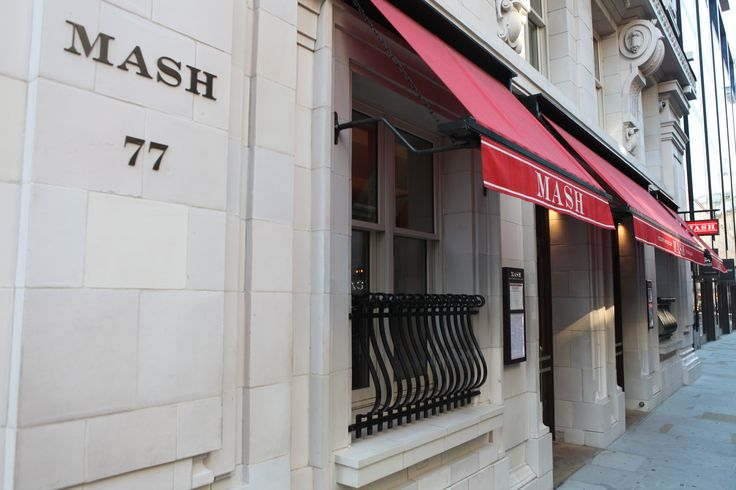 MASH #RegentStreetQuadrant