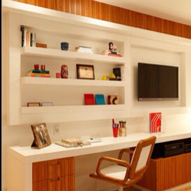 Home Office Tv Room Ideas