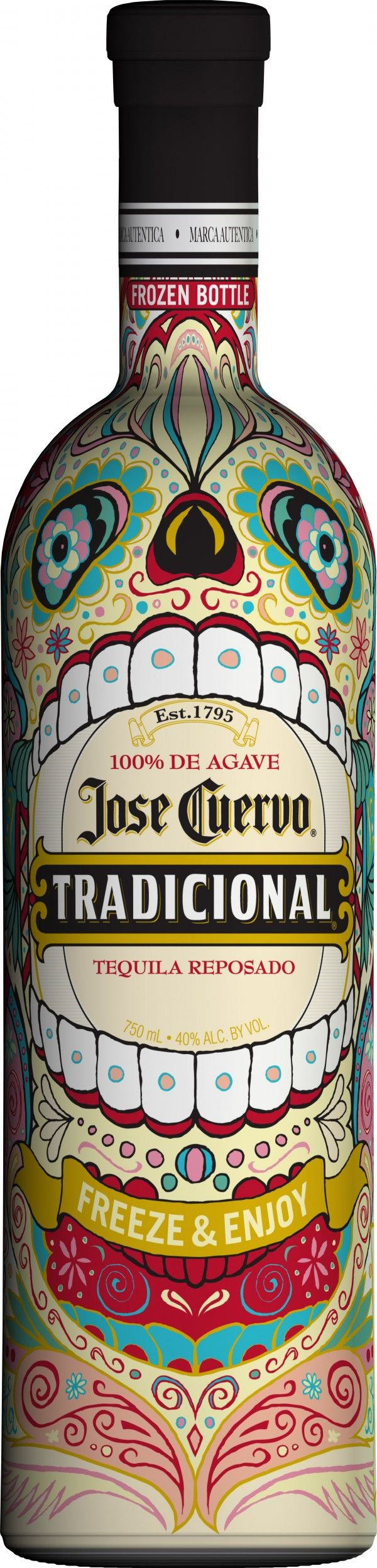 Mexican // Día de los Muertos // day of the dead inspired skeleton packaging