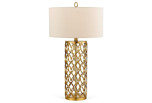 cute.Decor, Olson Lights, Table Lamps, Satin Brass, Brass Tables, Cosmo Tables, Tables Lamps, Olson Cosmo, Candice Olson