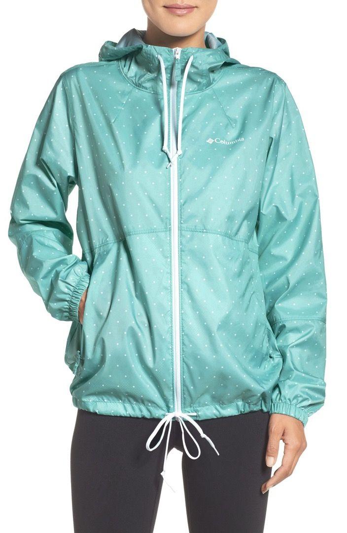 Main Image - Columnbia Flash Forward Water Resistant Jacket