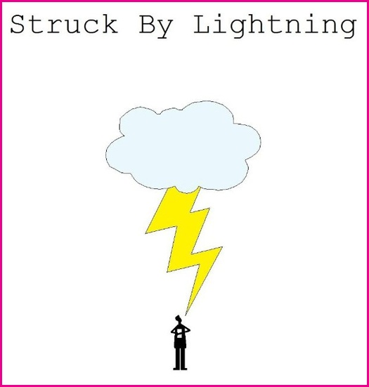 how to find out where lightning struck