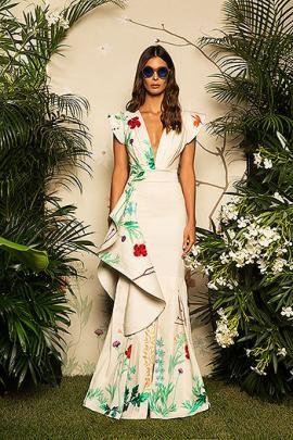 Los diseños de Johanna Ortiz se venden en la página Moda Operandi, un portal desde el que se pueden comprar las nuevas colecciones de prestigiosos diseñadores como Carolina Herrera, Vera Wang y...<br>Andrés Oyuela, Especiales para El País.