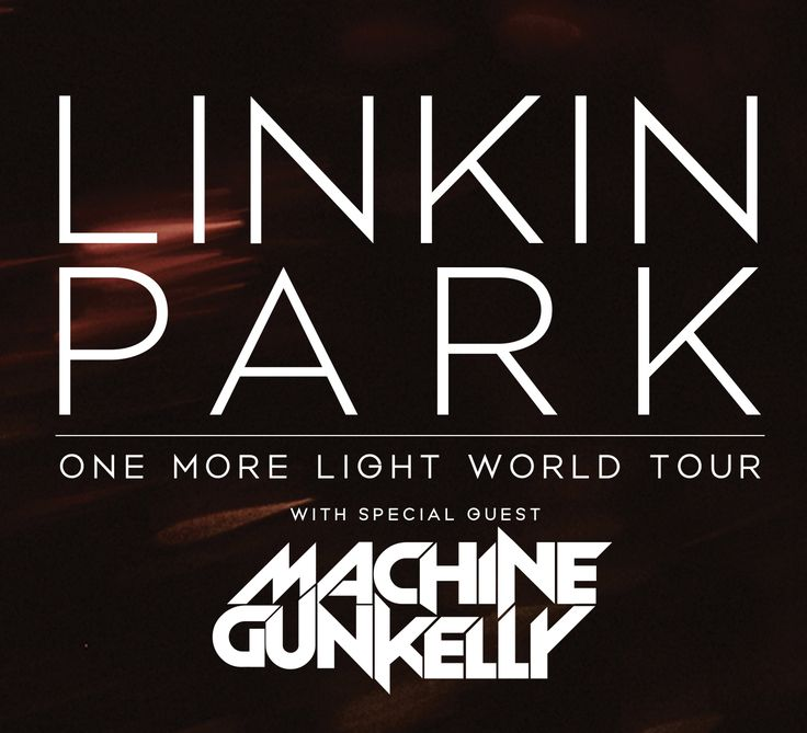 Linkin Park Announces Summer Tour Dates #linkinpark #OneMoreLight #NorthAmericanTour #machinegunkelly