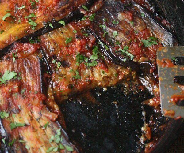 Etsiz Patlıcan Musakka Tarifi