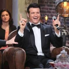 """Exclusif - Roch Voisine - Enregistrement de l'émission """"Du côté de chez Dave"""" à Paris, qui sera diffusée le 13 décembre sur France 3. Le 07 décembre 2015 © CVS"""