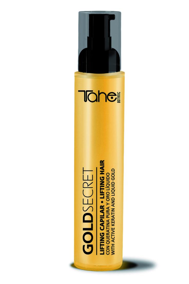 Keratin GOLD SECRET 50ml Ορός lifting των μαλλιών με ενεργή κερατίνη και υγρό χρυσό!