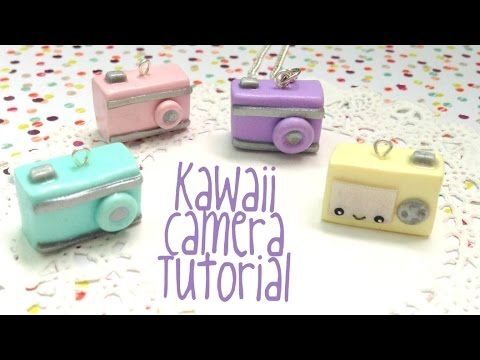In this video I'll show you how I make adorable cameras out of polymer clay! :D I hope you enjoy! ♥ Links & Stuff ♥ Thank You so much for watching! Request m...