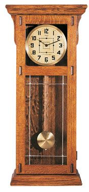 1000 Images About Craftsman Clock On Pinterest