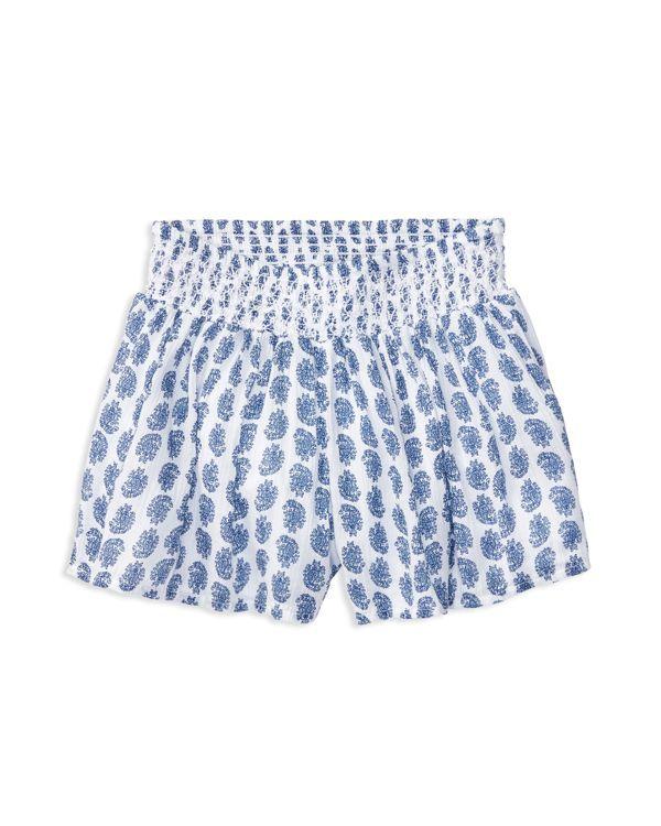 Ralph Lauren Childrenswear Girls' Paisley Shorts - Sizes 2-6X